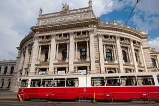 Burgtheater.