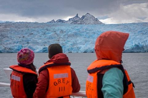 Glaciar Grey.