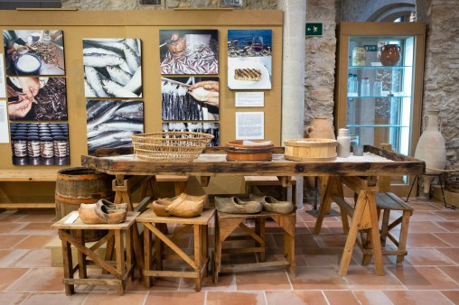 Museo de la Anchoa y de la Sal.