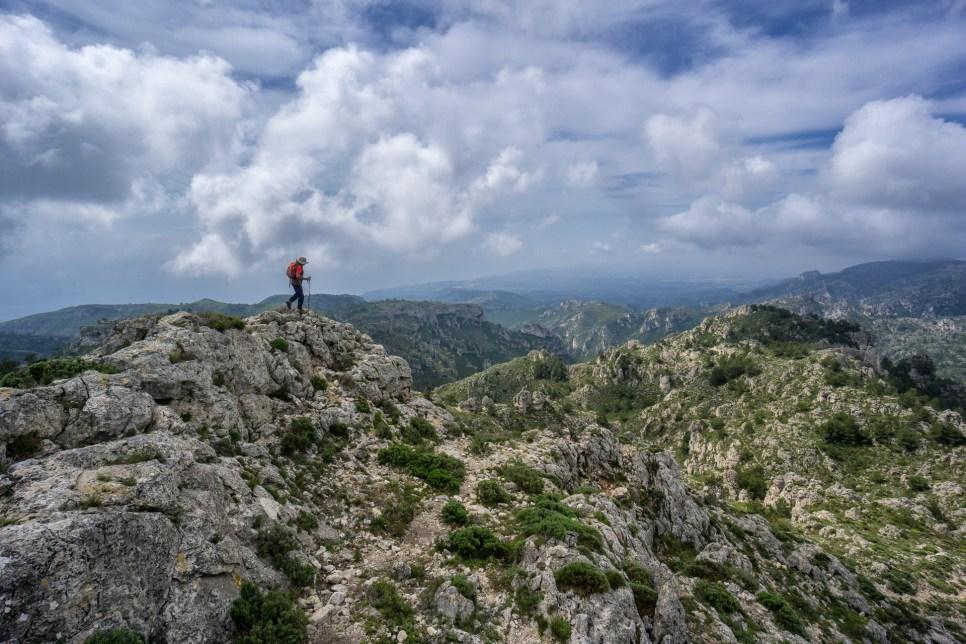 Vistas desde el Molló Puntaire.
