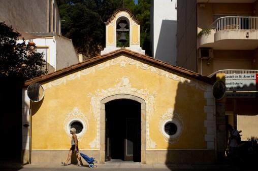 Blanes. Ermita de la Esperanza.