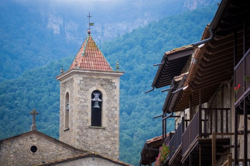 Iglesia Els Hostalets d'en Bas