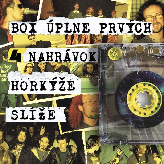 Horkyze Slize - Box 4 uplne