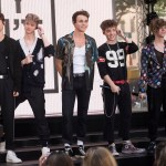 Why Don't We Perform on NBC's Today Show, New York, USA – 03 Sep 2018