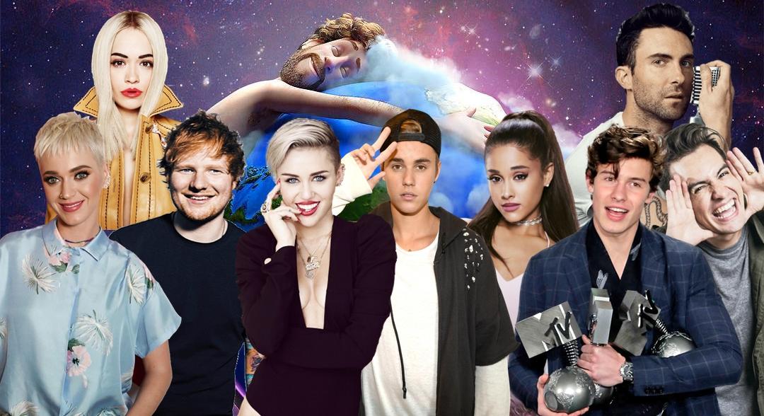 Svetové spevácke hviezdy bojujú za záchranu Zeme