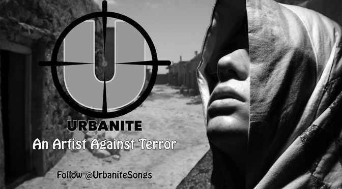 URBANITE – The Anti-Terror Artist