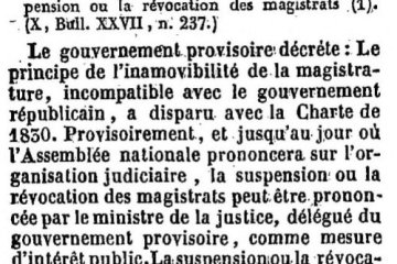 主權與司法:一個法國經驗(上)