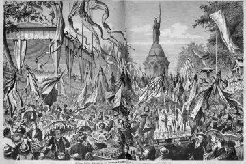 當羅馬人狂妄起來的時候——從條頓堡森林開始的德意志兩千年史