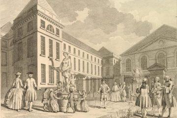 慈善展演的先聲:以十八世紀中葉「倫敦扶幼院」為例