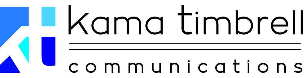 Kama Timbrell Communications logo
