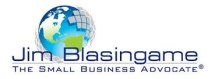 image of Small Business Advocate by Jim Blasingame logo