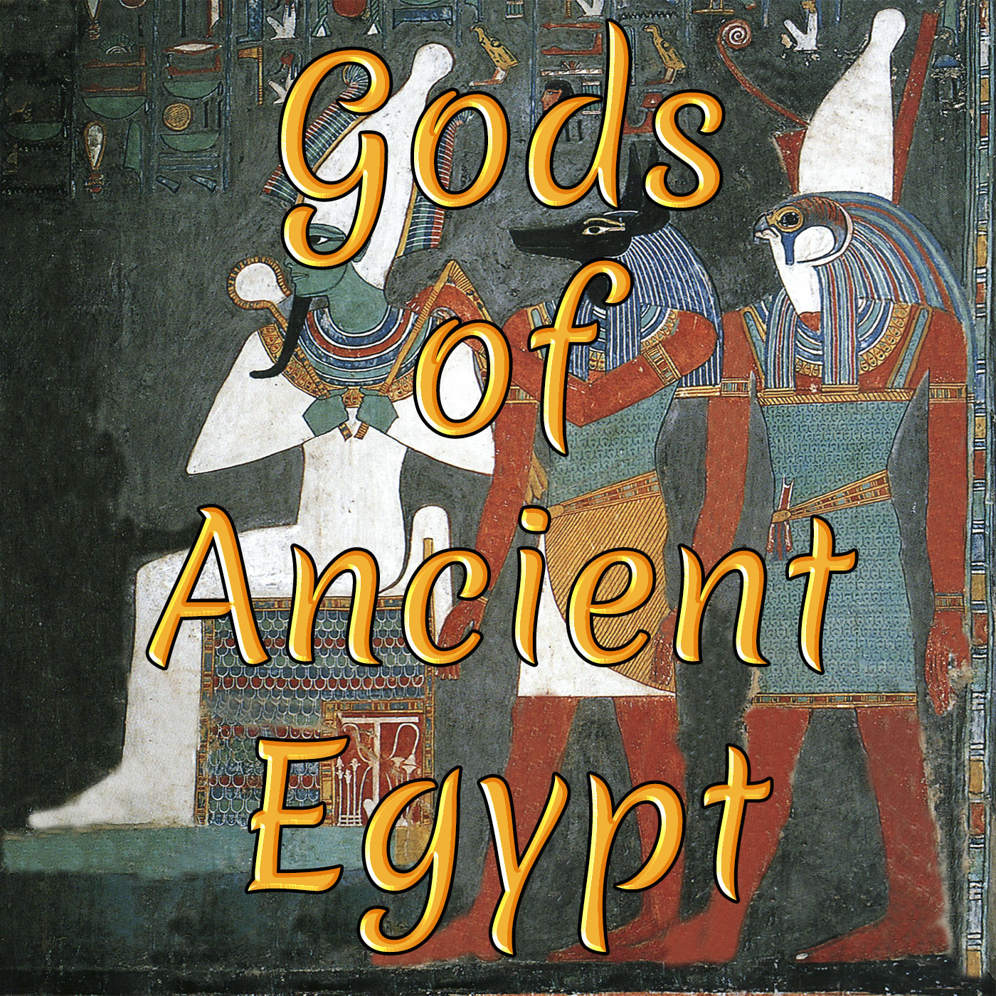 Gods of Ancient Egypt: Shw