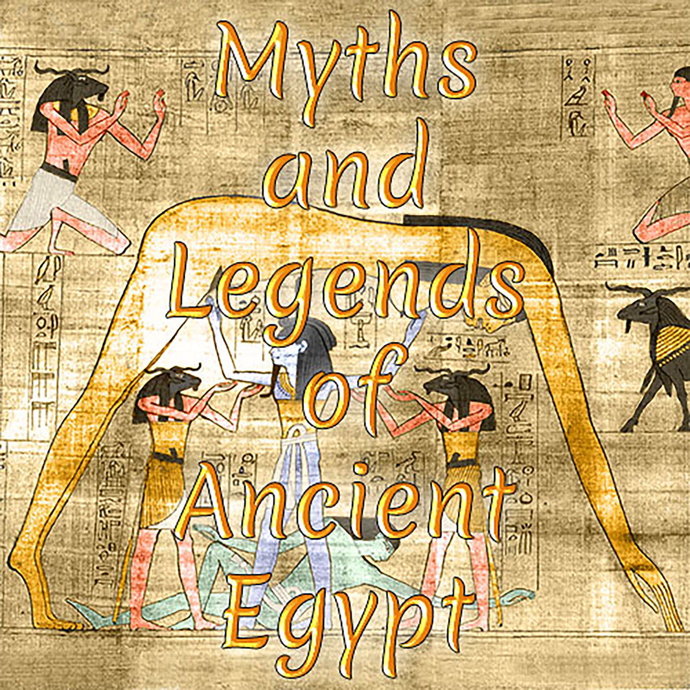 Myths and Legends of Ancient Egypt – The Destruction of Mankind