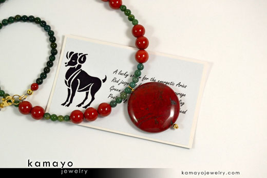 5 Choices of Aries Birthstone