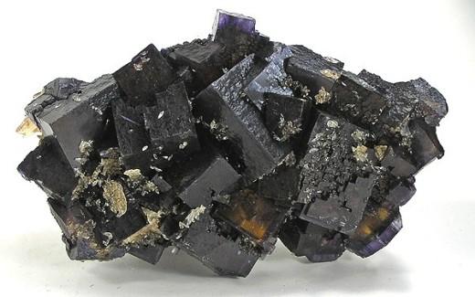 Black Fluorite