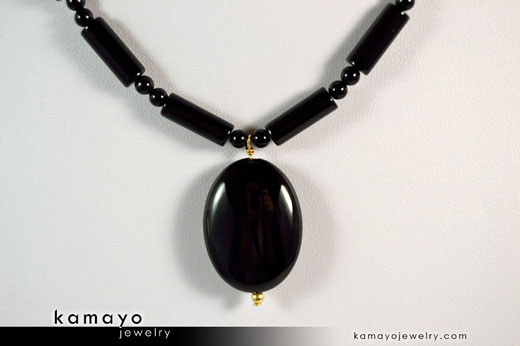 in necklaces drusy jewelry black default pendant necklace lg categories scott elisa jewellery gunmetal kendra