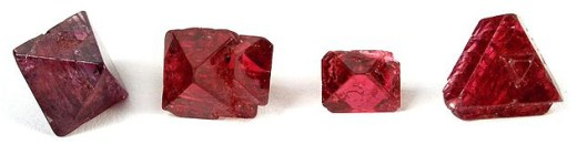 Red Spinels