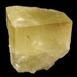 Yellow Danburite
