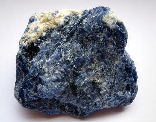 Sodalite Rock