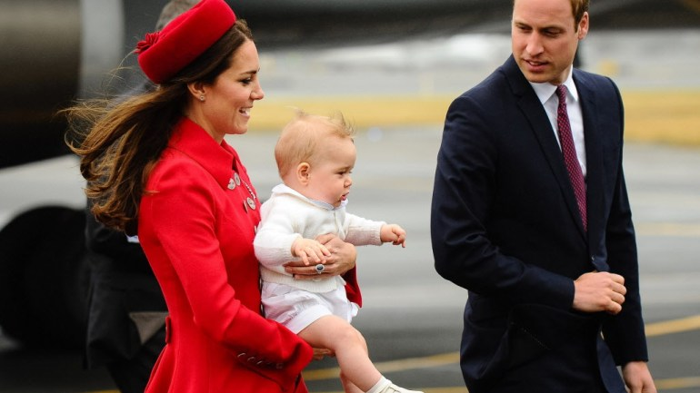 They'll Always be Royals Royals…..The Royal family arrive New Zealand For Tour