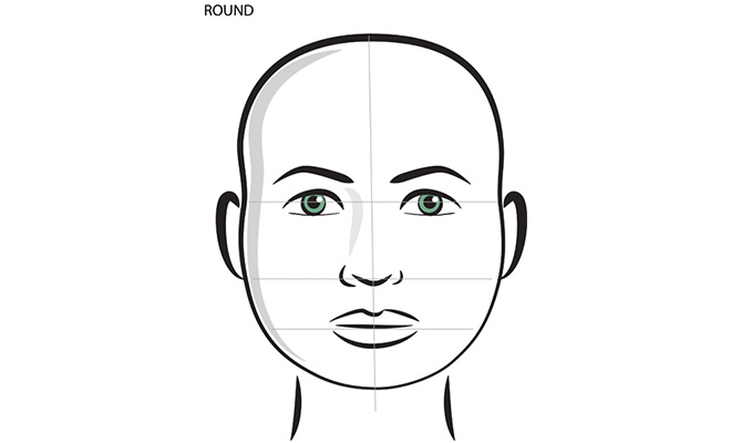 Top Best Hairstyles For Your Face Shape: Round Shape