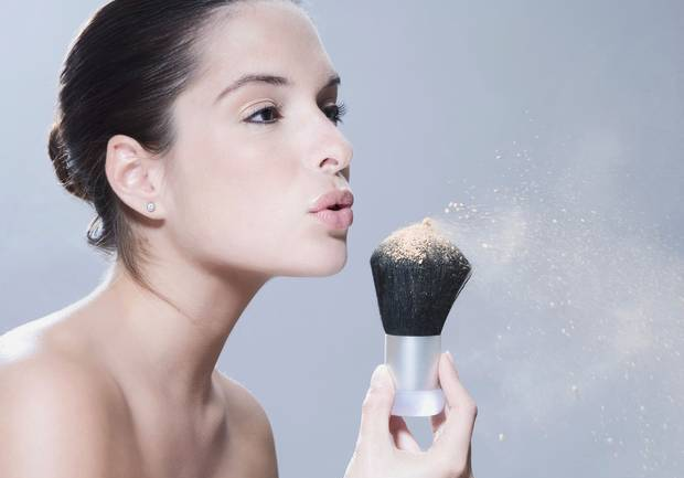 All About Facial Powders