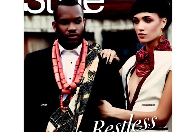 Delta Royalty: Eku Edewor And Lynxx For This Day Style Mag