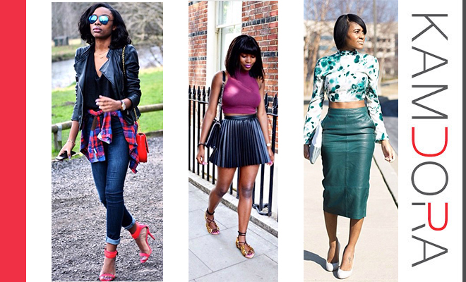 How To's: Wearing Leather Outfits