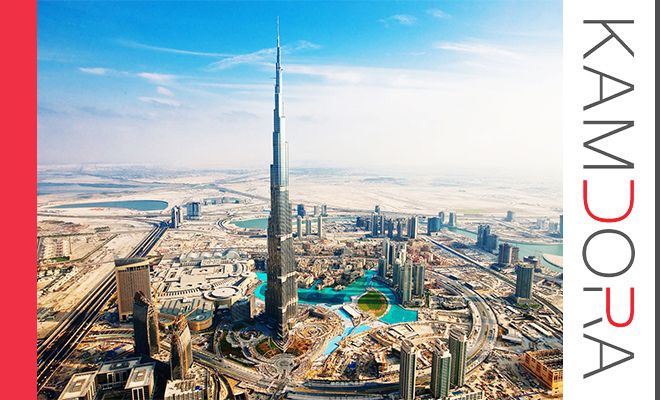 Top 5 Places To Visit In Dubai #1