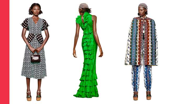 Duro Olowu's Spring Summer 2015 Collection