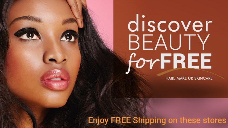 Discover Beauty for Free with MallforAfrica!