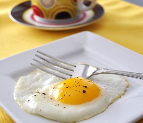 Sunny Side UP For A Sunday