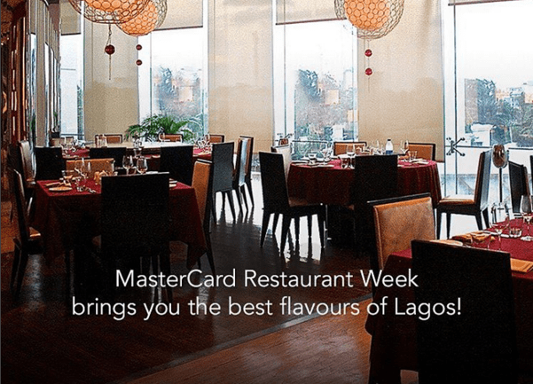 Master Card Restaurant Week: Awesome Food For Less