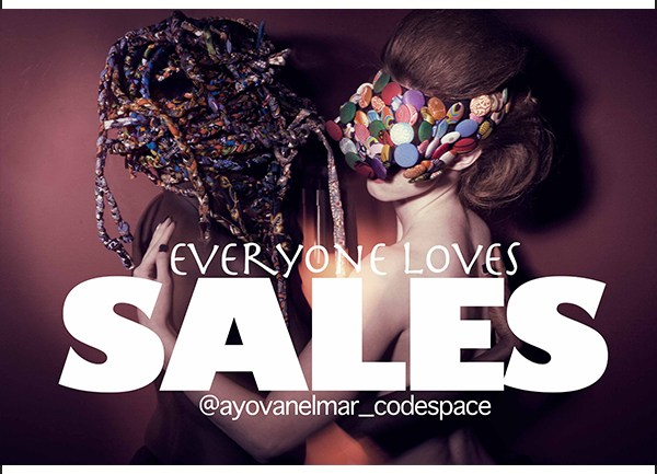 Everyone Loves Sale! Get up to 70% off at Ayovanelmar CodeSpace