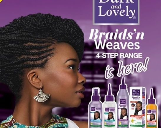 "Kamdora Giveaway: Dark and Lovely's ""Braids 'n Weaves"" 4-Step range"