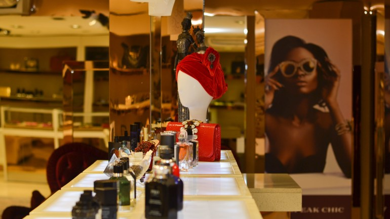 Polo Avenue Luxury Store Launches Nigeria's First Ever Fragrance Bar