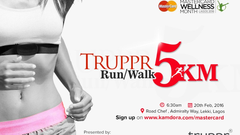 TRUPPR 5km Run/Walk