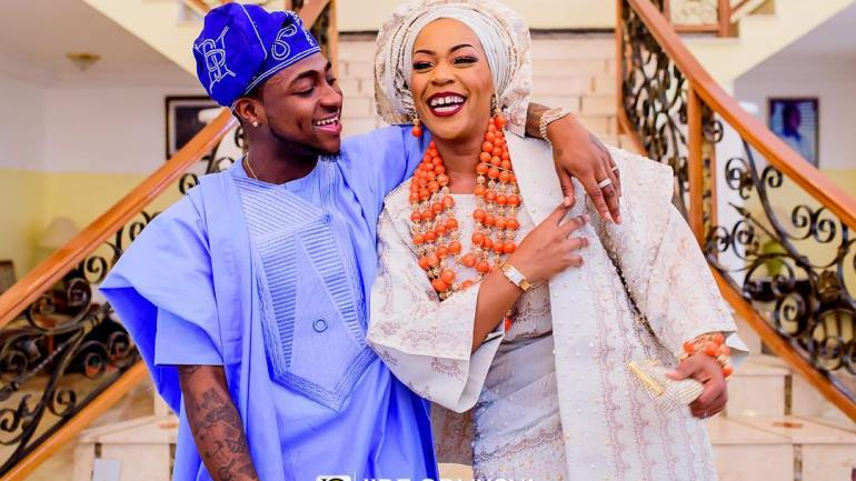 Makeup And The Gele Special: Davido's Sister Coco Adeleke's Engagement Glam!