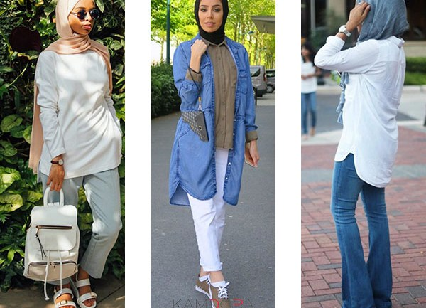 Hijab: The Comfy Chic Guide To Wearing Flats