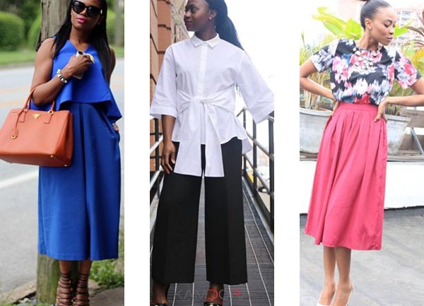 Lagos Mums: How to Style Culottes