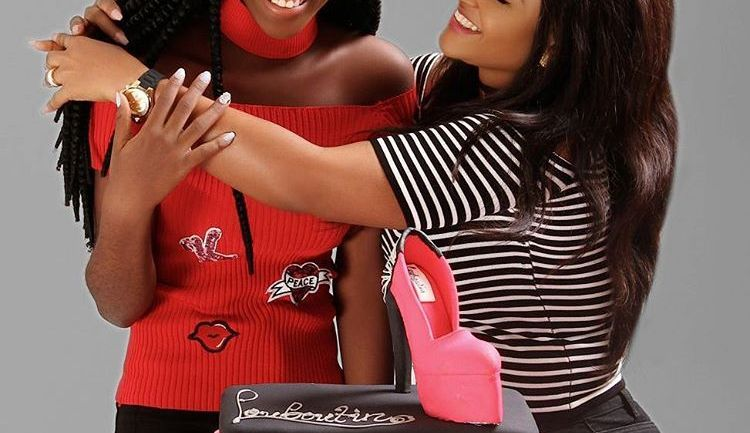 Mercy Aigbe's Loving Message to Her Daughter, Michelle