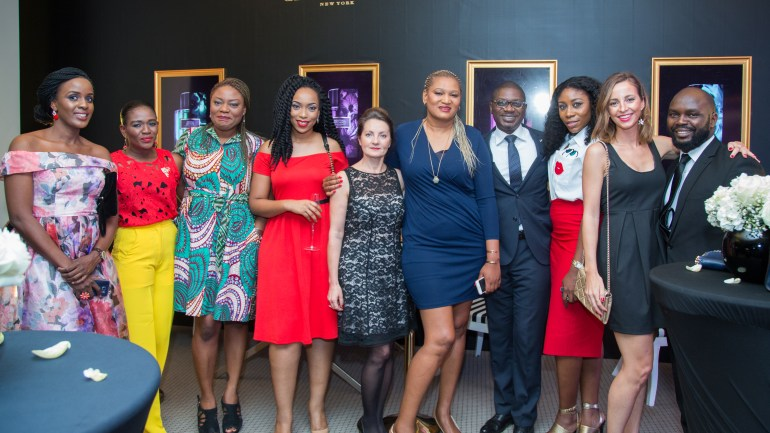 Carolina Herrera Launches HERRERA CONFIDENTIAL in Lagos with An Exclusive Event