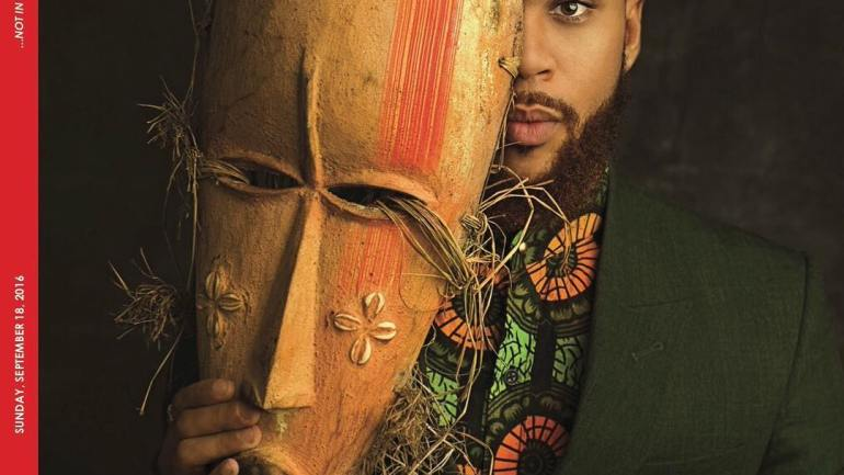 Jidenna is Flying High on the Cover of ThisDay Style