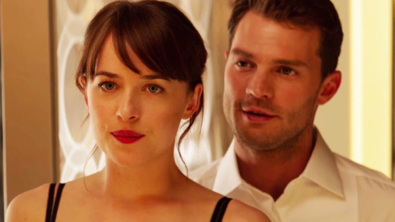 The Shades just got Darker in the new Fifty Shades Darker Trailer | Watch on Kamdora