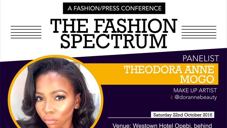 The Fashion Spectrum: The TLWE Press/Fashion Conference