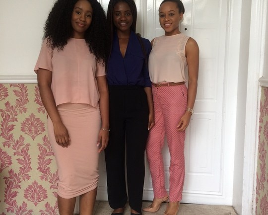 """Ajali, Tresses and Shea Tribe – Finalists of the """"Emerging Beauty Entrepreneur"""" Category for the Genevieve Beauty Awards"""