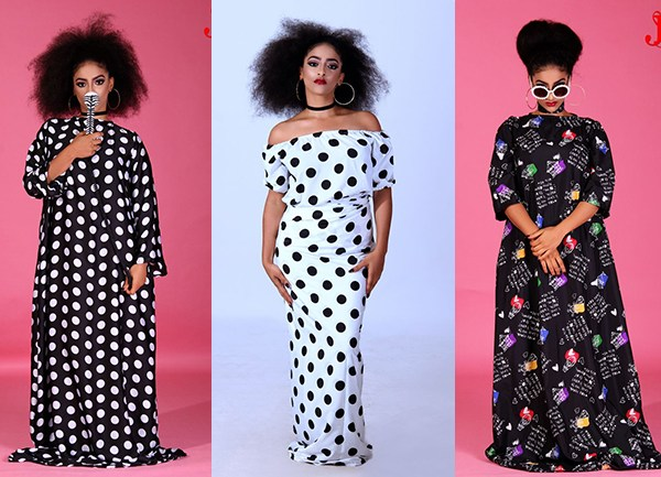 Muse Season: Sophia Alakija For Abbyke Domina's Monochrome Season Collection