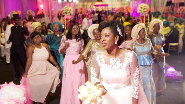 How To Decide Who Comes To Your Nigerian Wedding in Less Than One Minute!
