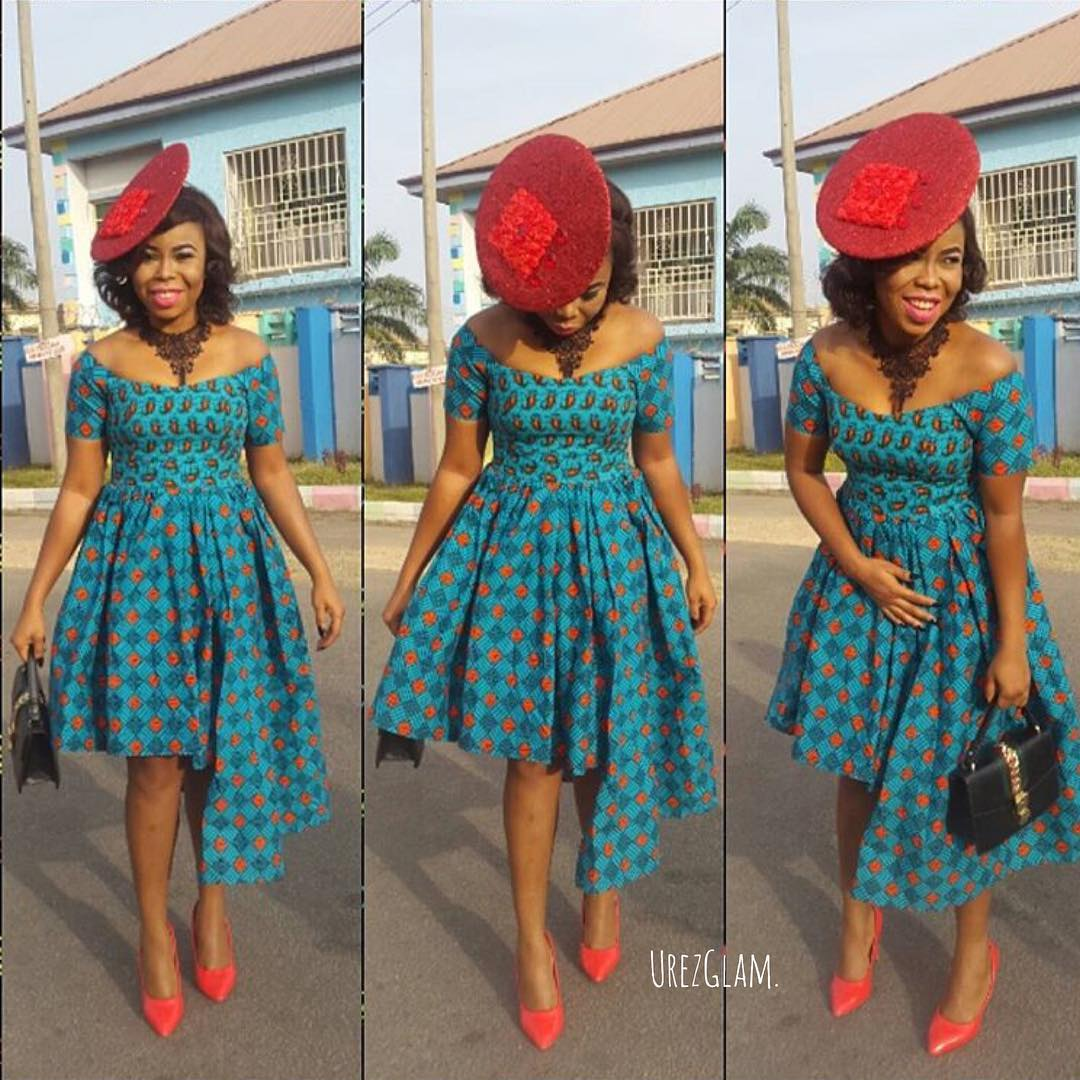 Wedding Guest Outfits You\'ll Love to Rock To a Nigerian Wedding ...