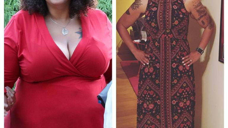 Kim Carter Martinez: Boxing Day Weight Loss Inspo!